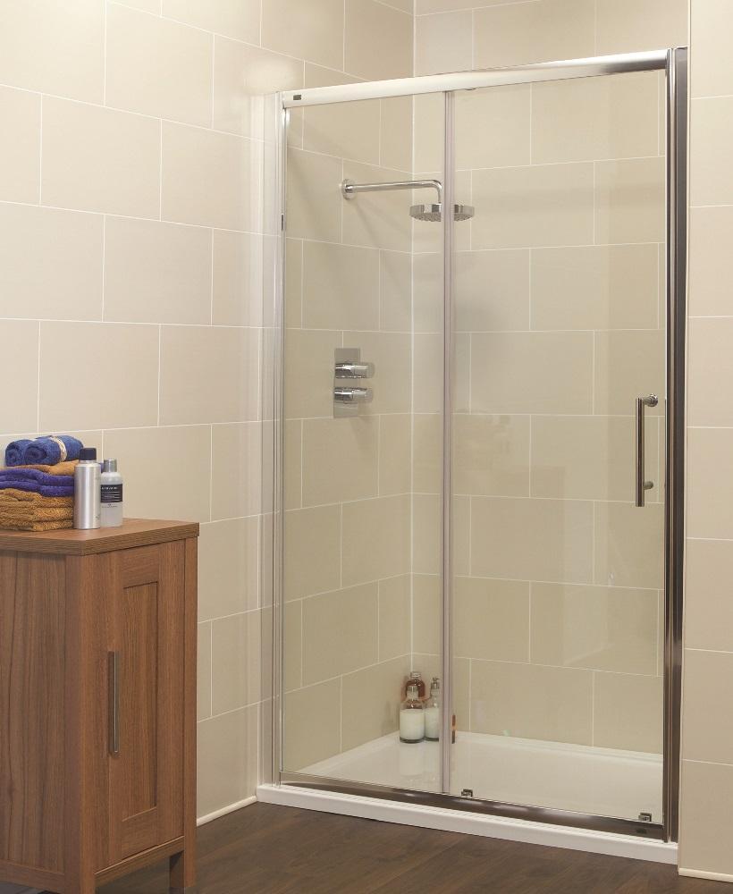 K2 1150 Sliding Shower Door - Adjustment 1100-1160mm