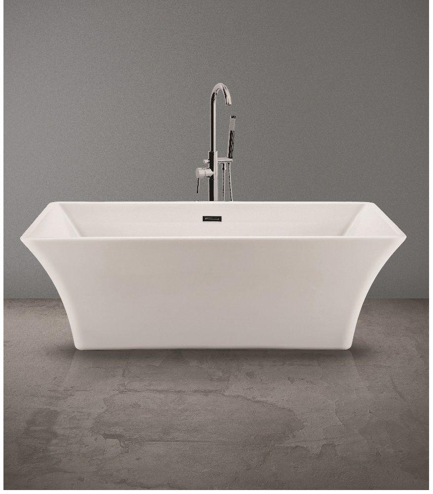 Lauren Freestanding Bath L 1690 W740 H580