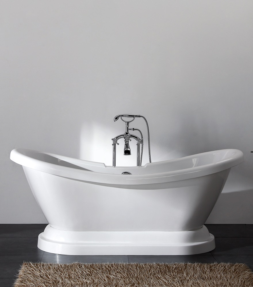 Monarch 1760 x 700  Free Standing Bath