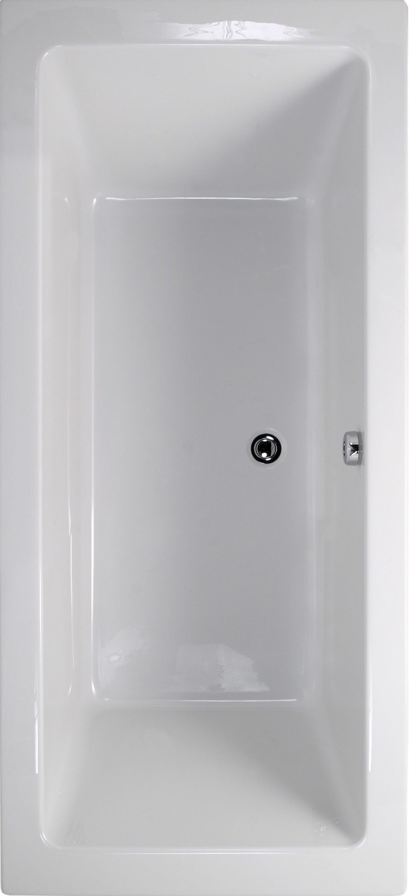 Plane 1900x900 Double Ended Bath - Extra Deep