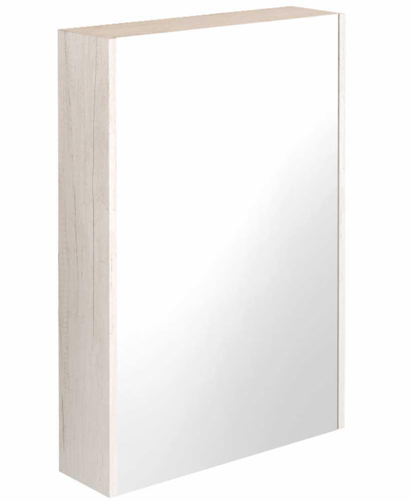 Reflex Light Wood 55 Mirror Cabinet