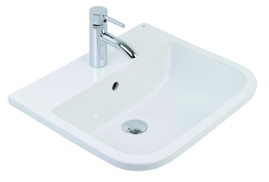 Series 600 Inset Vanity Basin 50cm