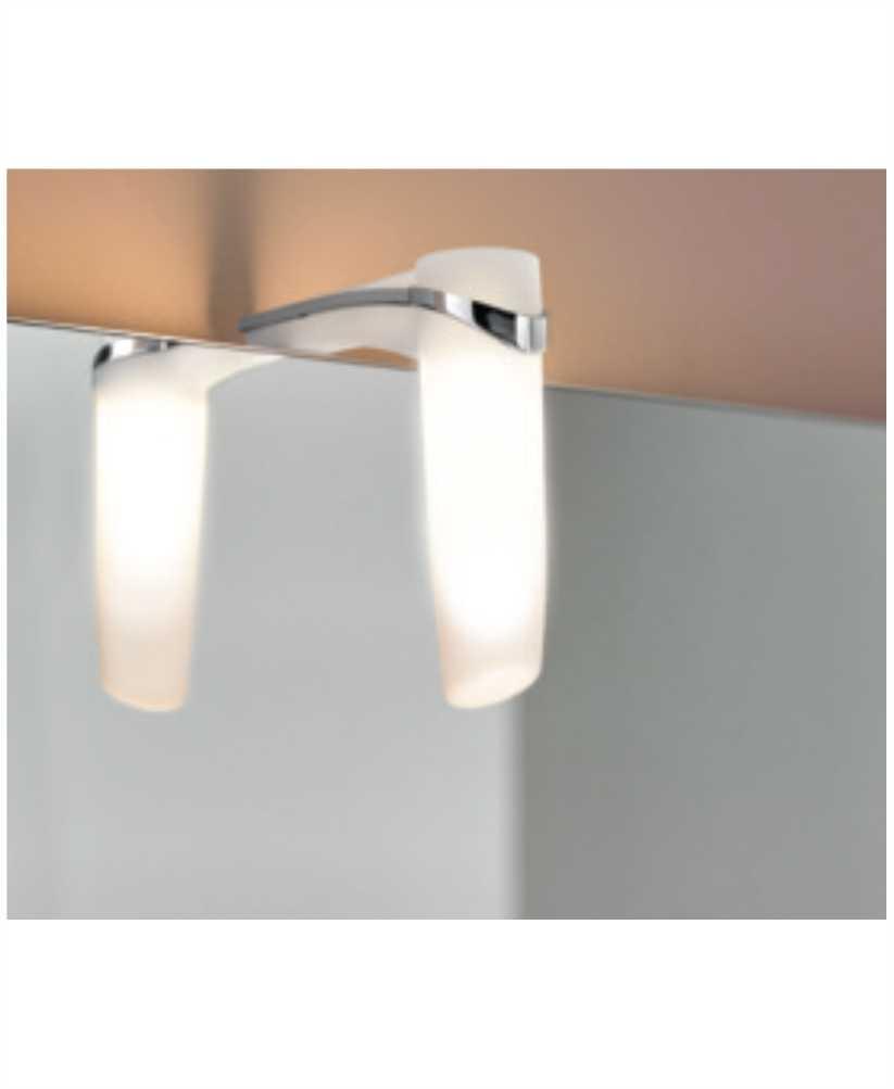 SABRINA 117mm LED mirror light
