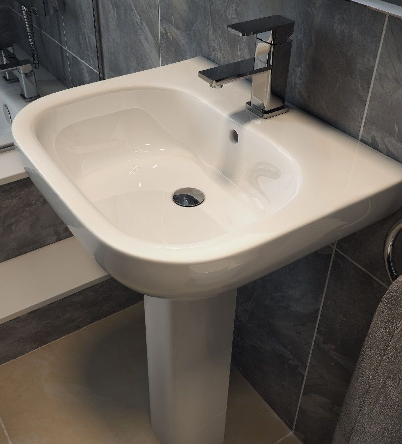 Tonique Basin 55cm & Pedestal