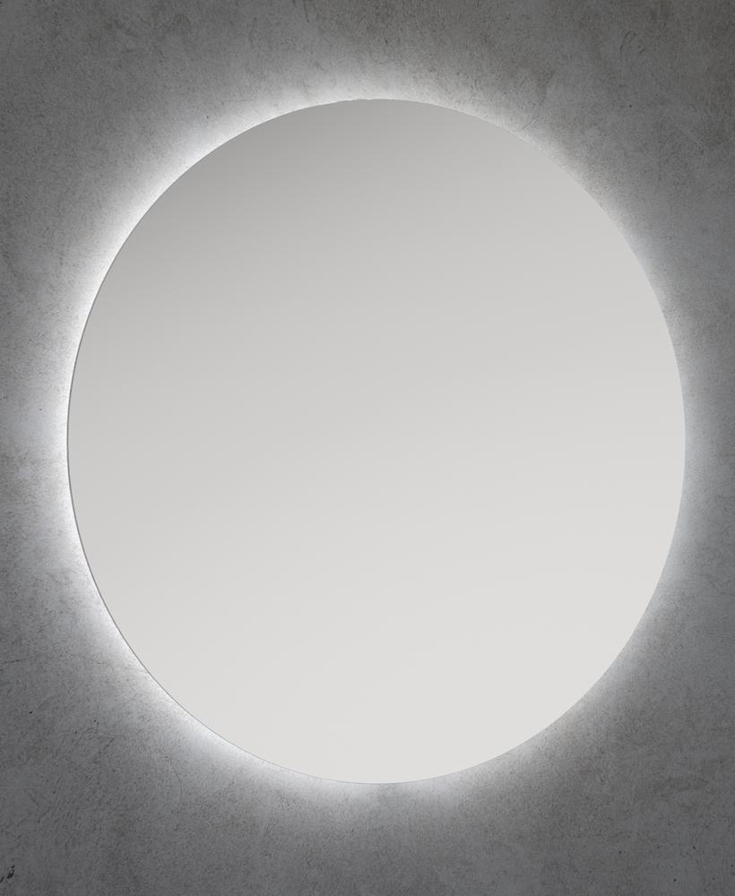 Alex Backlit Round 800x800mm Mirror