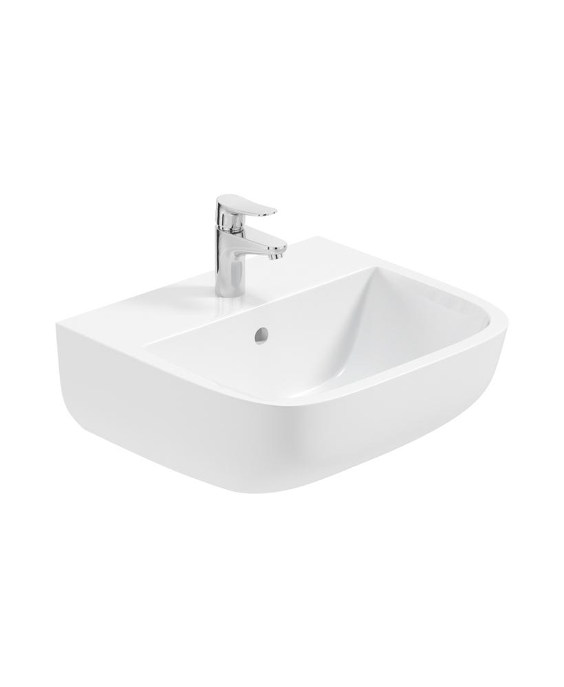 Rubix 40cm Hand Basin 1TH