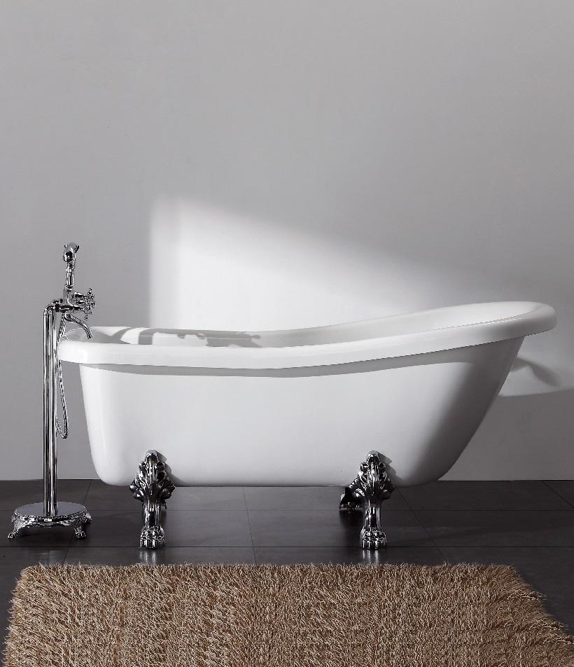 Viceroy 1530 x 670 Free Standing Bath