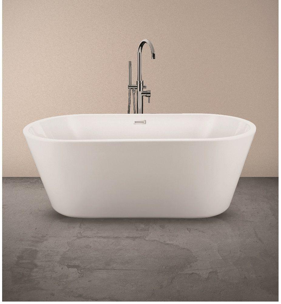 Zoe Freestanding Bath  L 1695 W 750 H 590