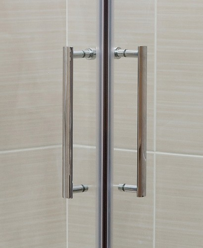 Revive 900 Bifold Shower Door Adjustment 845 900mm