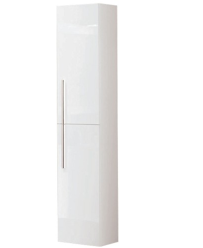 Avila White 30cm Wall Column
