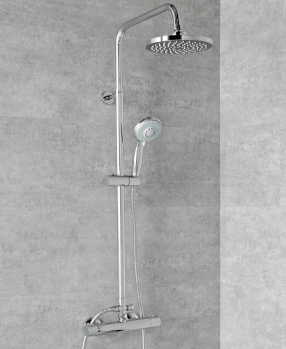 IDA Thermostatic Shower Kit