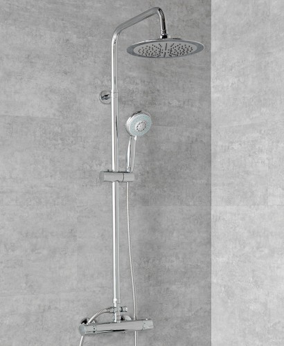 ANA Thermostatic Shower Kit