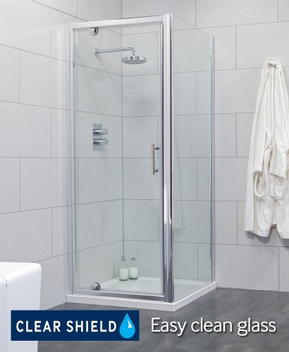 City 800 Pivot Shower Enclosure