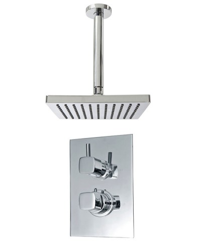 Celso Thermostatic Shower Valve Kit F