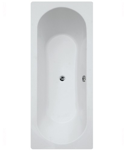 Clover Double Ended Bath 1700 x 750