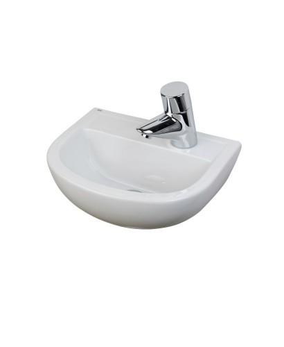 Compact Medical 380 Washbasin RH Tap Hole