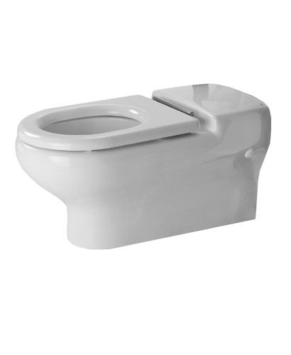 Compact Rimless 700 Wall Hung WC