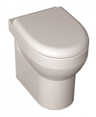 B Plus RIMLESS Back to Wall Toilet and Soft Close Seat ** 50% Off While Stocks Last