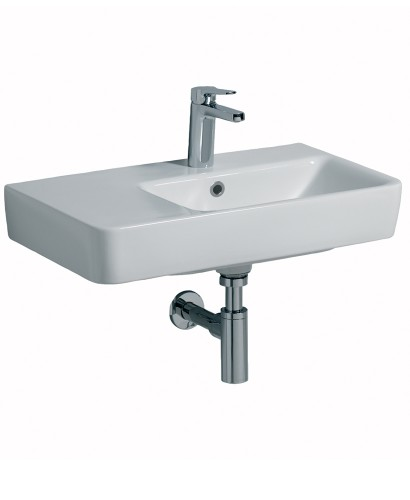E200 650 Basin LH Shelf