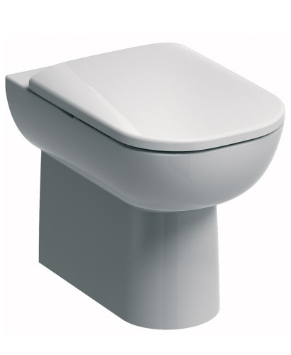 E500 Back To Wall Toilet & Soft Close Seat