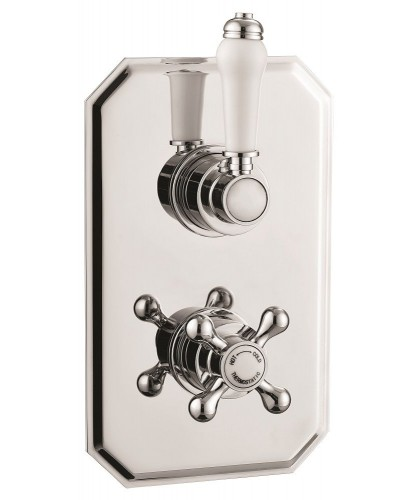 Carys Dual Control Concealed Thermostatic Shower Valve