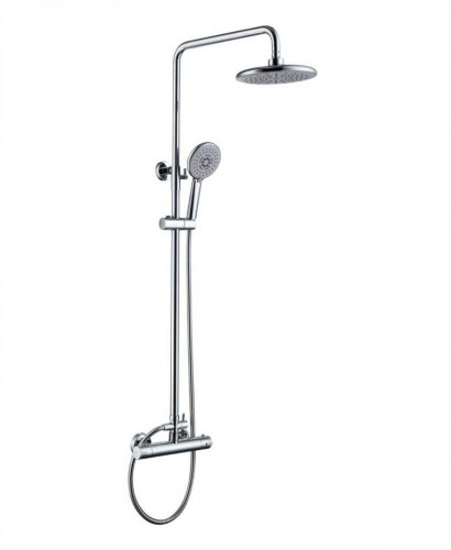 Odin Exposed Thermostatic Shower Kit