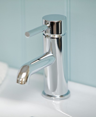 Harrow Cloakroom Basin Mixer with FREE Click Clack Basin Waste