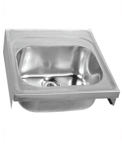 Sark HTM64 Healthcare Sink 600 Single Bowl