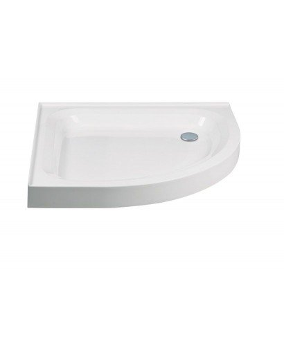 JT Ultracast 1000 Quadrant 2 Upstand Shower Tray 550mm Radius