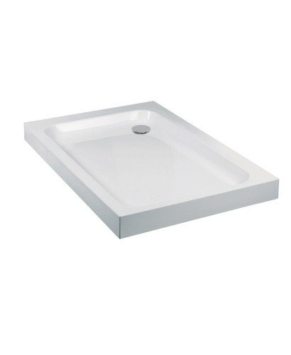 JT Ultracast 900x760 Rectangle Shower Tray