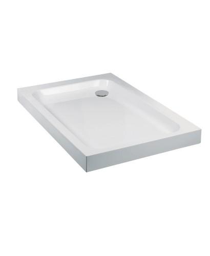 JT Ultracast 1000x700 Rectangle Shower Tray