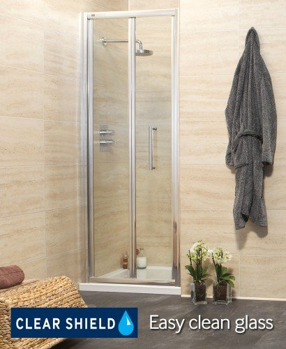 Revive 900 Bifold Shower Door