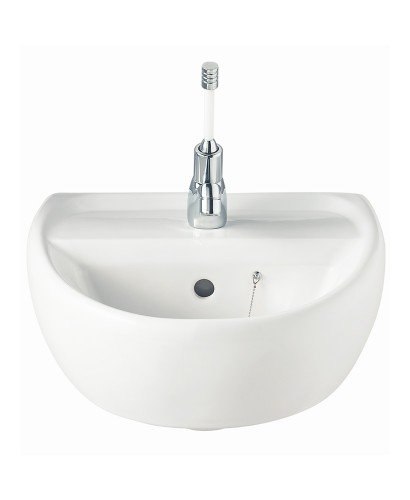 Sola 400 Washbasin 1 Tap Hole