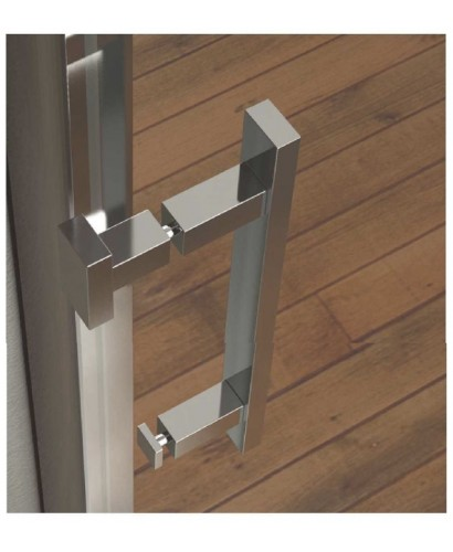Style 1300mm Sliding Shower Door Adjustment 1250 1290mm