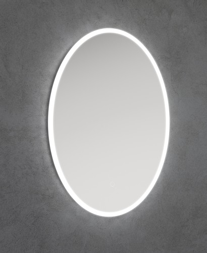 Sansa Perimeter Oval 600x800mm Mirror
