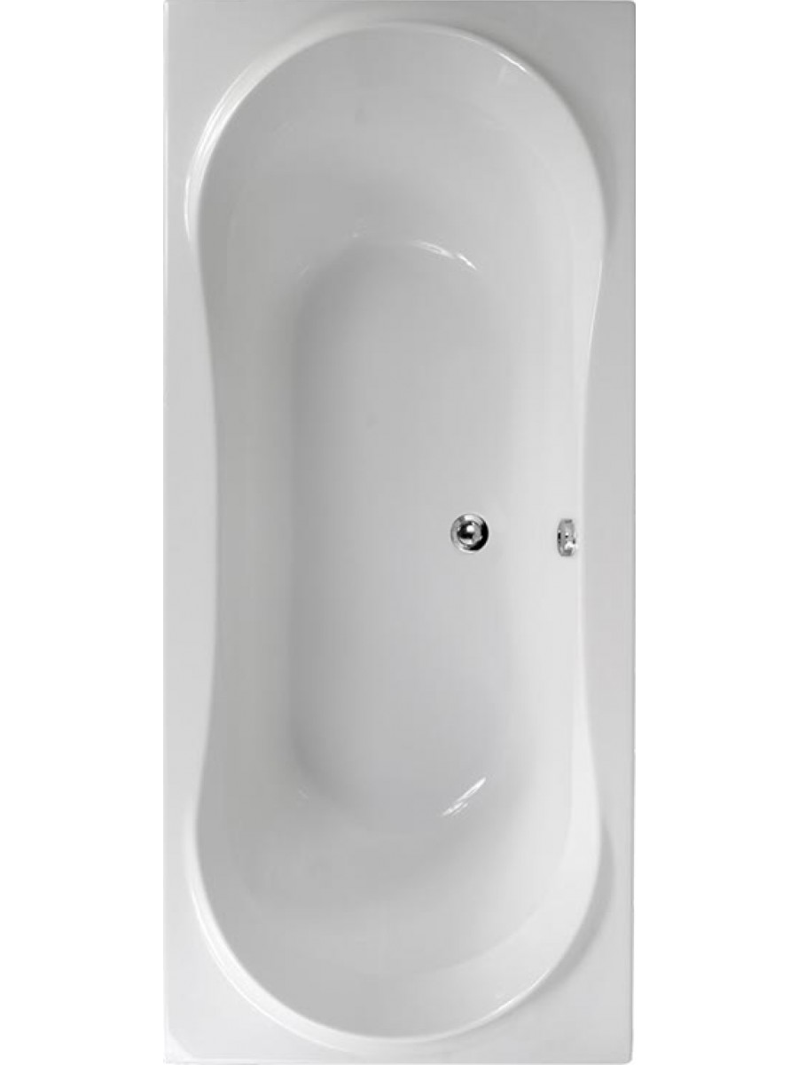 Apollo 1800x800 Double Ended Bath