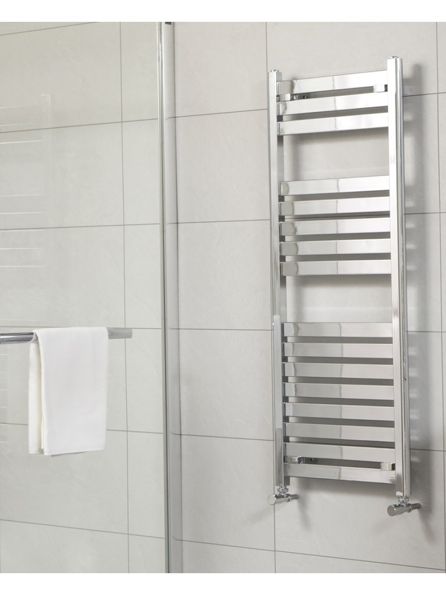 Ashton 1200 x 500 Heated Towel Rail
