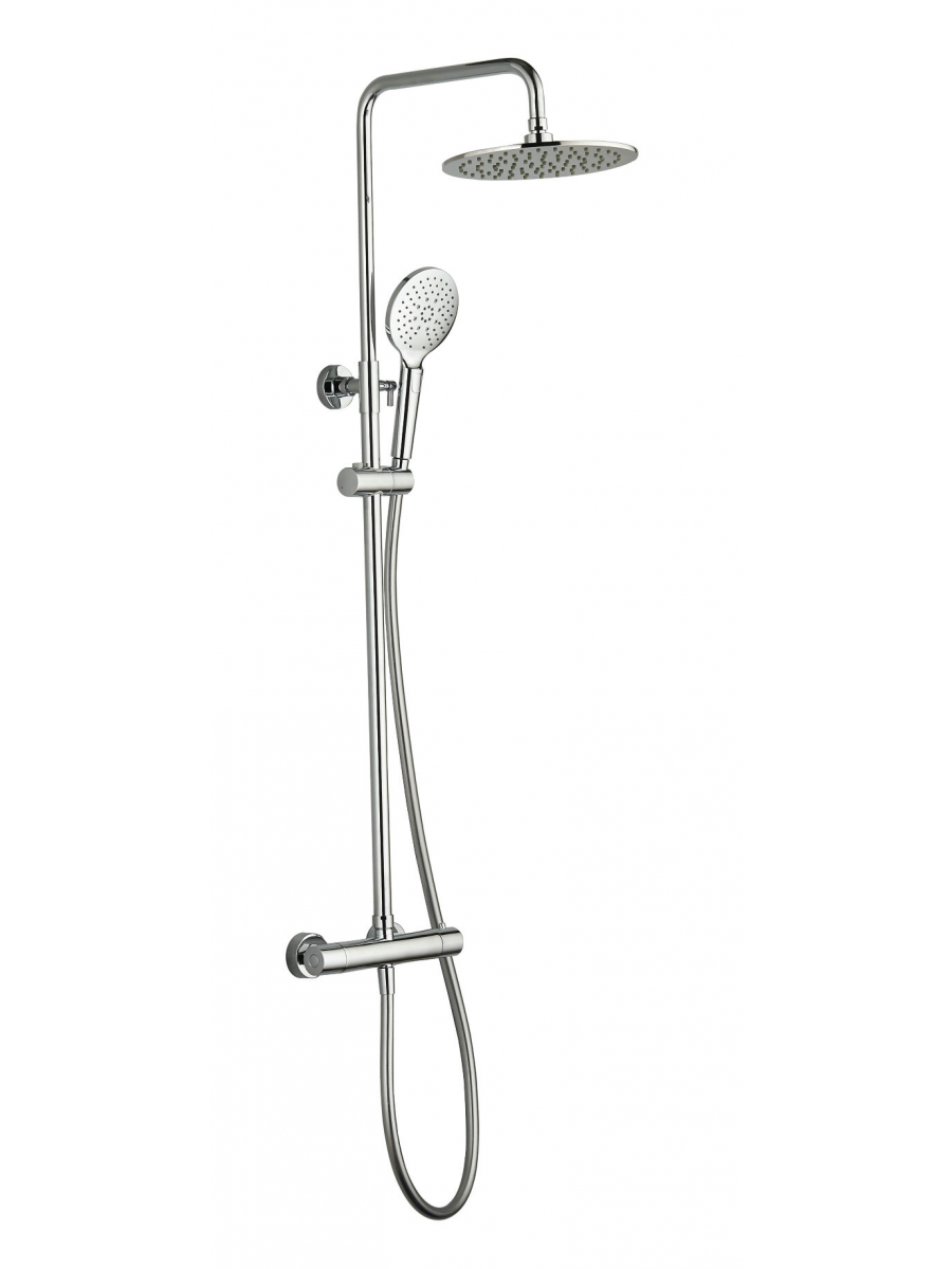 Axis Luxury Thermostatic Shower Kit