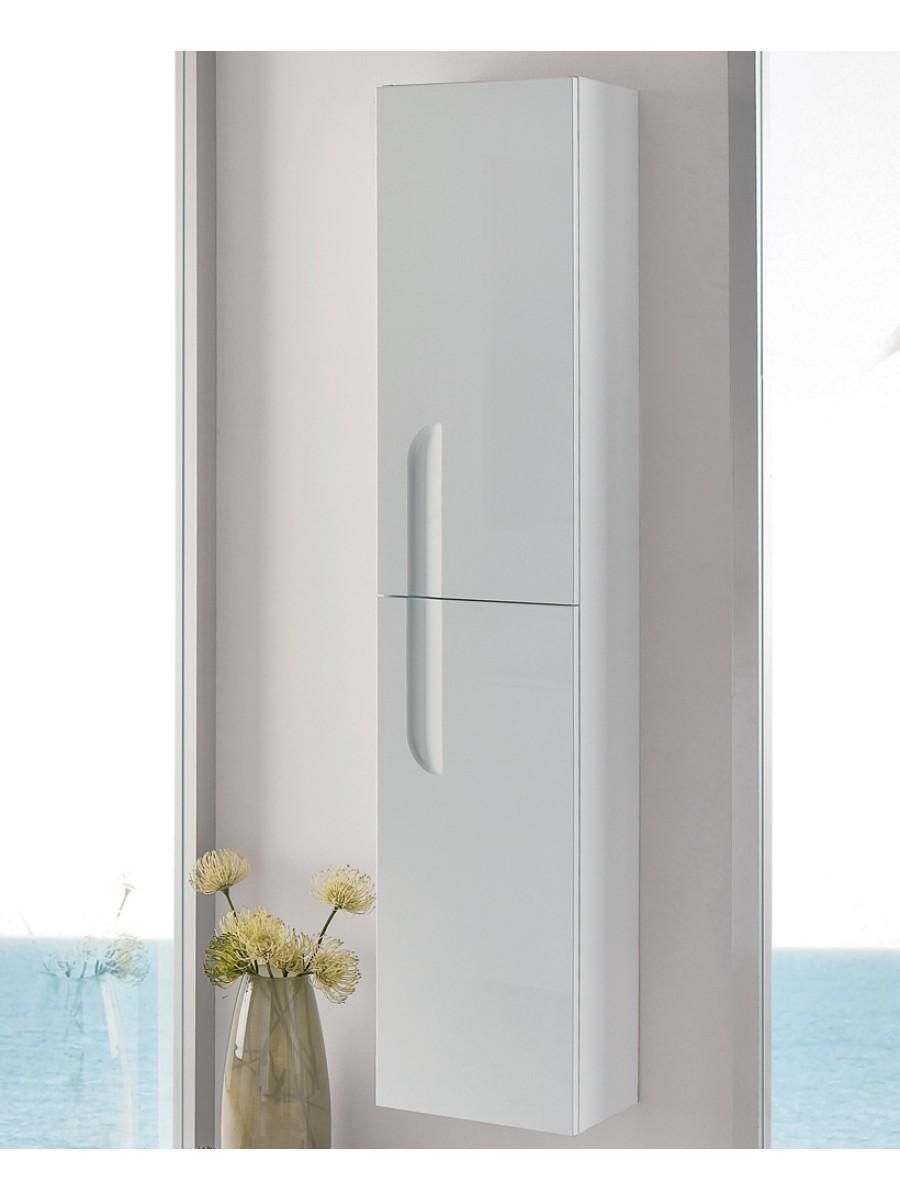 Brava White 30cm Wall Column