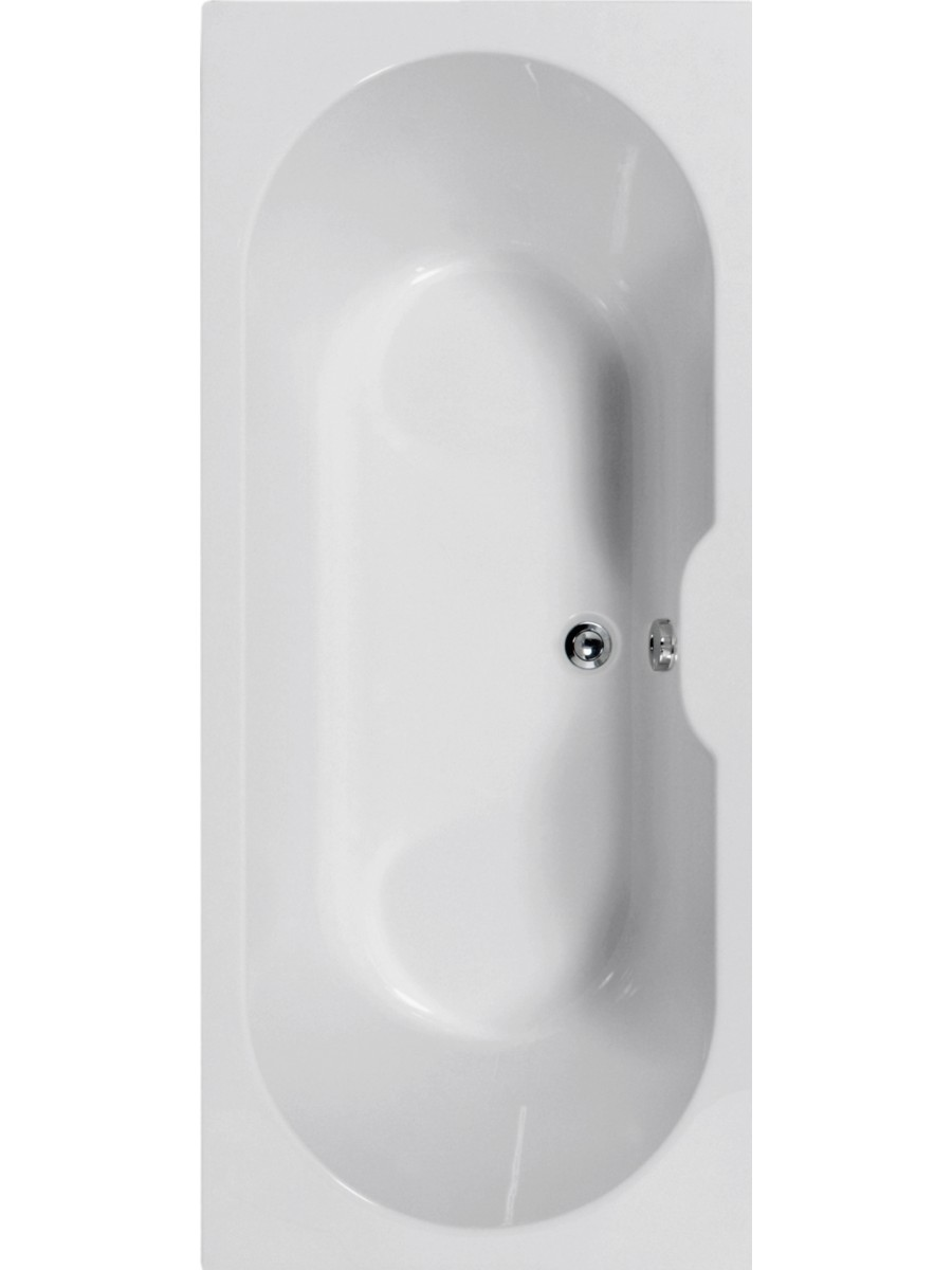 Calisto 1800x800 Double Ended Bath