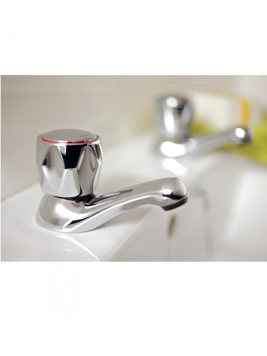 Metal Head Basin Taps