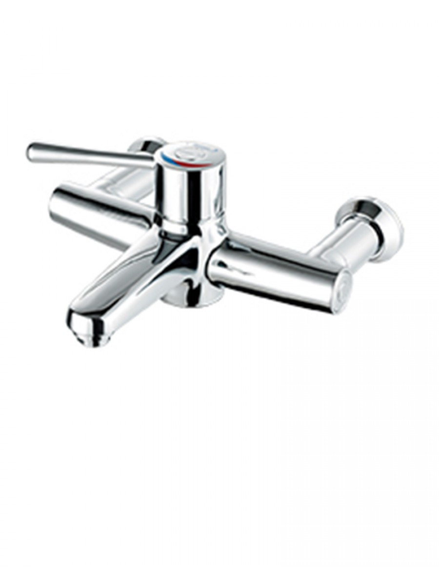 Caremix T3 Thermostatic Sequential Panel Mixer Standard Lever