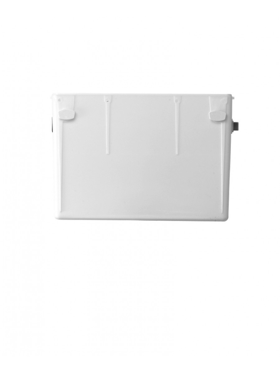 Concealed Cistern 4ltr Single Flush SSIO (requires push button)