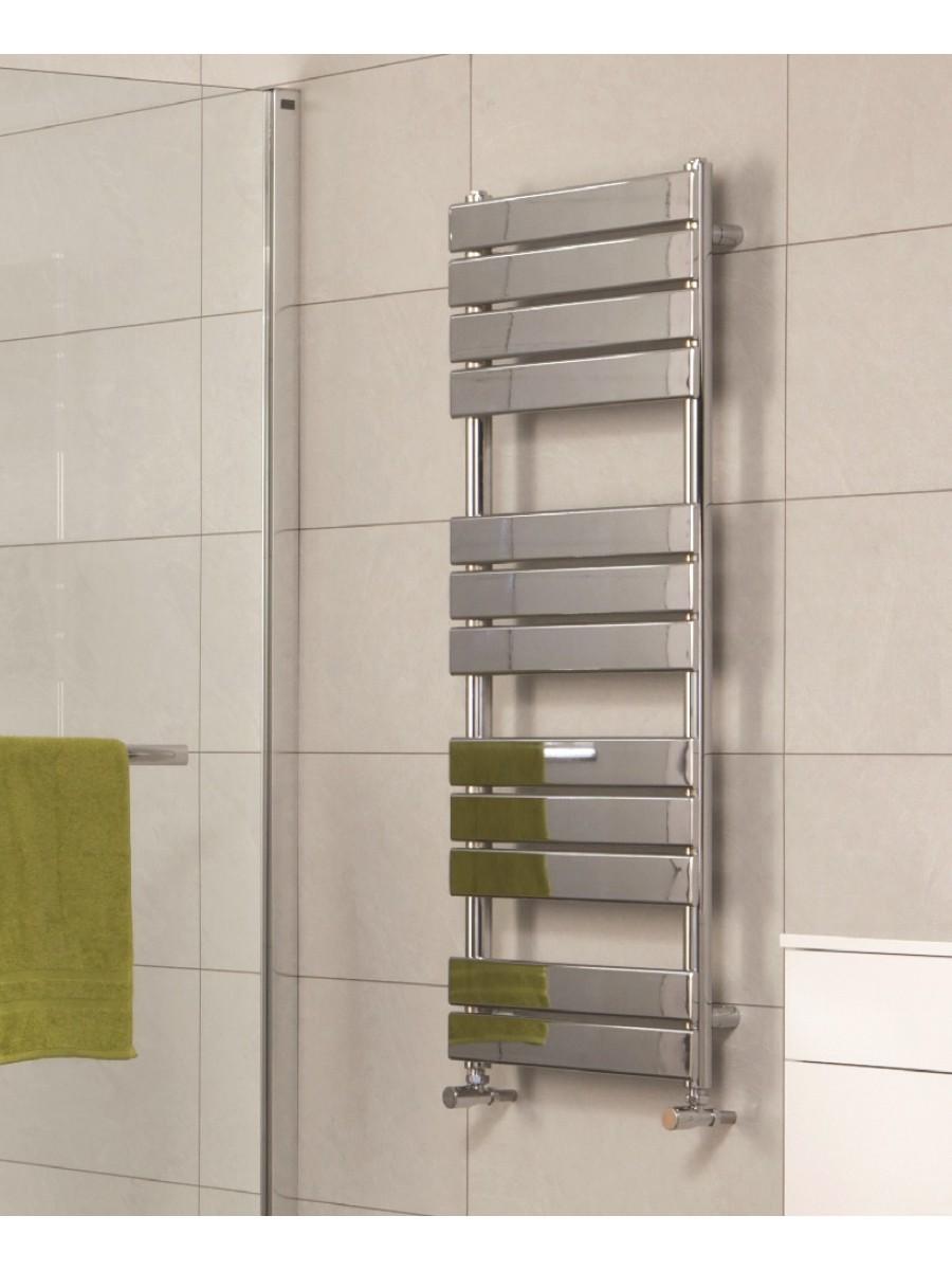 Forge 1200 x 500 Heated Towel Rail