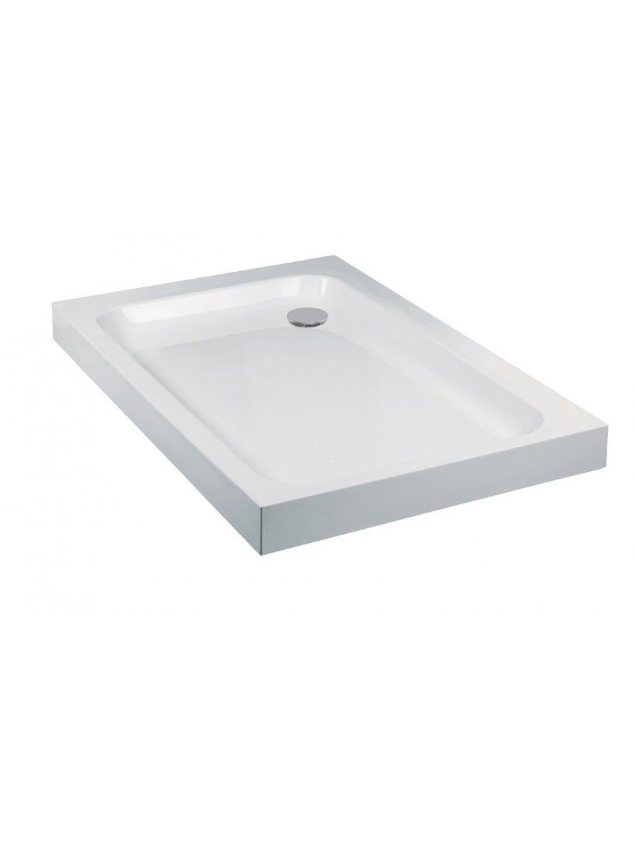 JT Ultracast 1100x900 Rectangle Shower Tray
