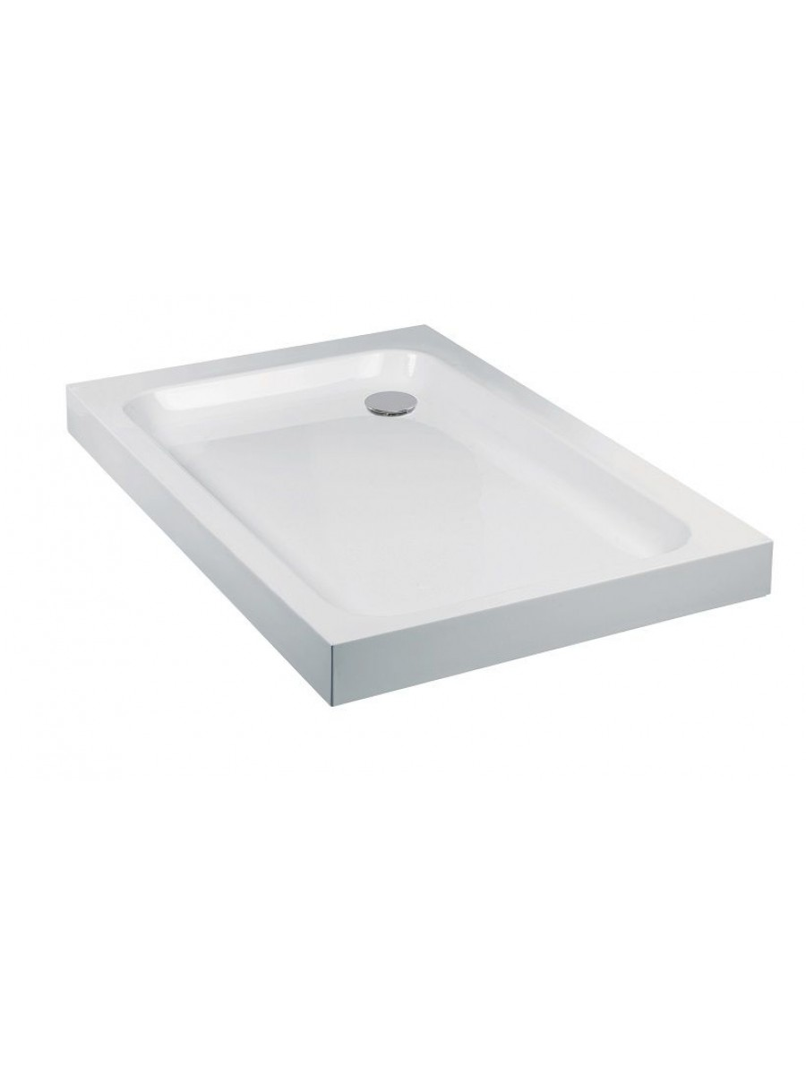 JT Ultracast 900x700 Rectangle Shower Tray