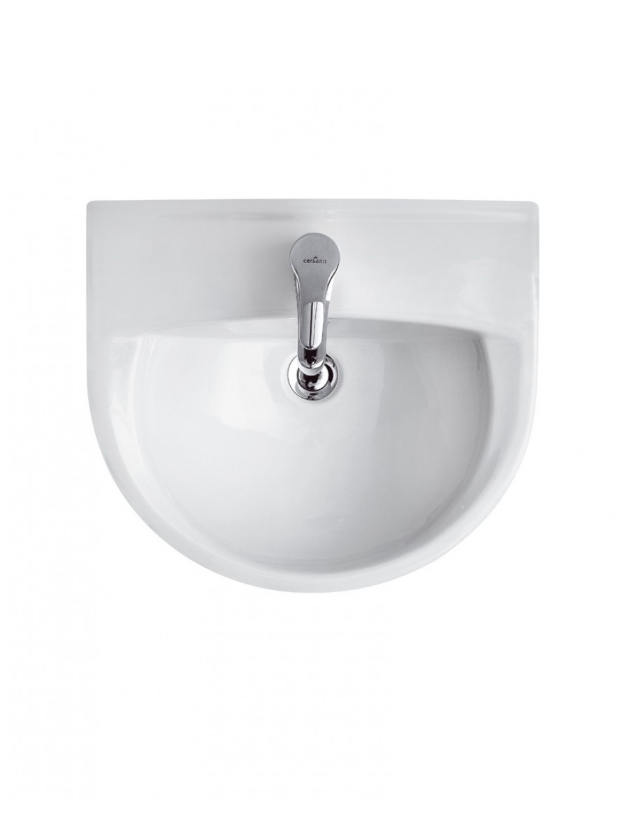 President 550 Washbasin 1 Tap Hole