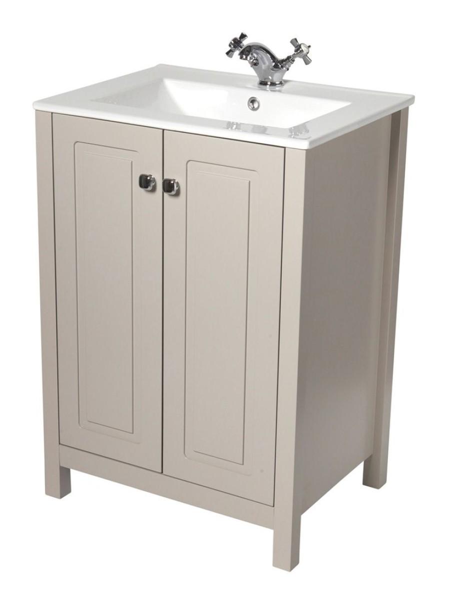 Kingston 60 stone vanity unit toledo basin - Marble vanity units ...
