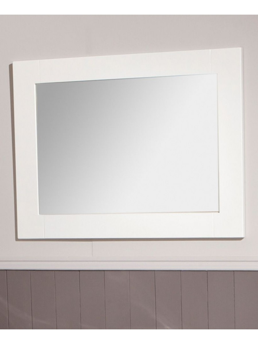 Kingston 80 Chalk White Mirror
