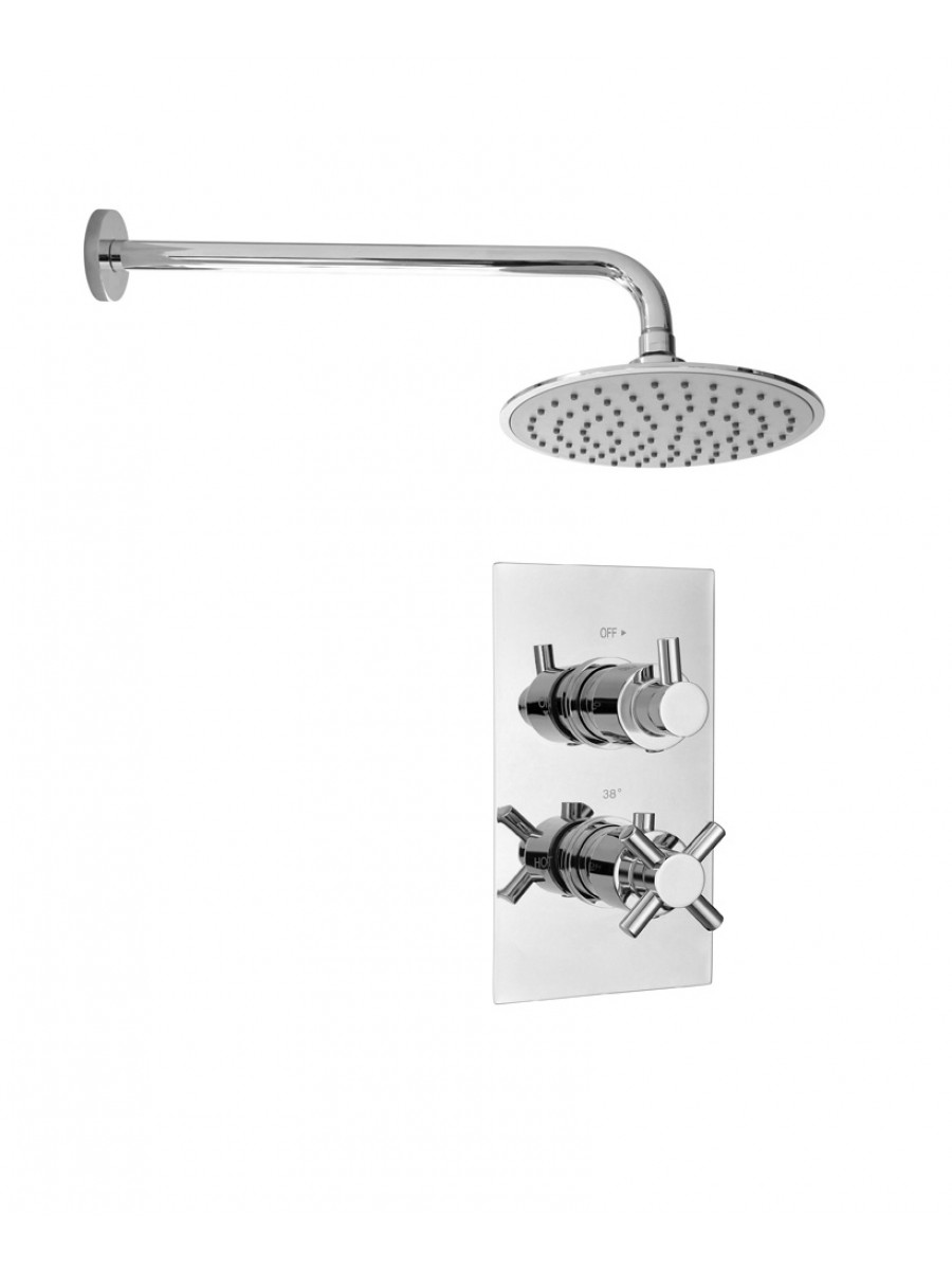 LIBRA Dual Shower Valve & Ria Shower Head